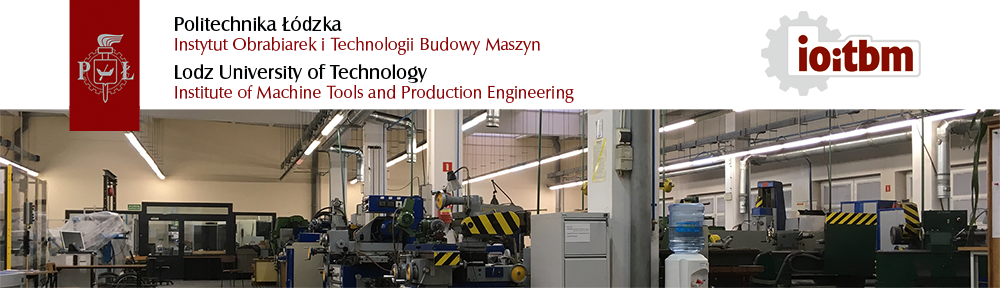Instytut Obrabiarek i Technologii Budowy Maszyn